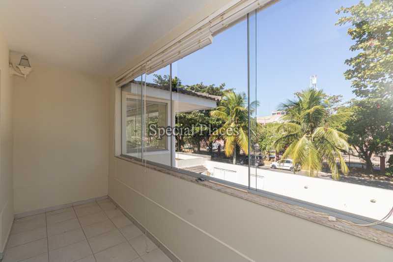 VARANDÃO FECHADO - Casa em Condomínio 4 quartos à venda Barra da Tijuca, Rio de Janeiro - R$ 3.000.000 - BAC2480 - 22