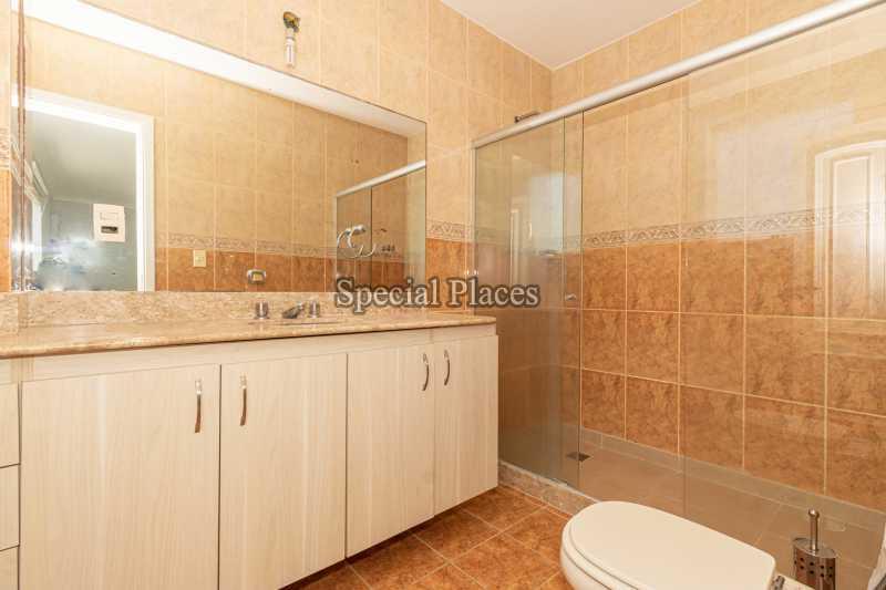 BANHEIRO SUÍTE  - Casa em Condomínio 4 quartos à venda Barra da Tijuca, Rio de Janeiro - R$ 3.000.000 - BAC2480 - 23