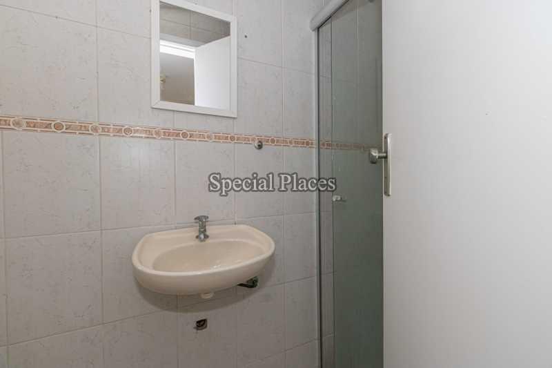 BANHEIRO ANEXO  - Casa em Condomínio 4 quartos à venda Barra da Tijuca, Rio de Janeiro - R$ 3.000.000 - BAC2480 - 28