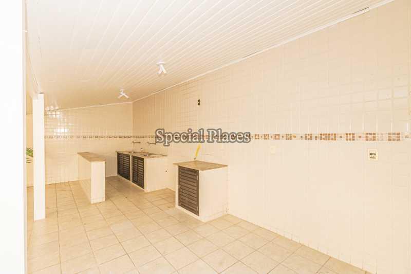 ÁREA GOURMET  - Casa em Condomínio 4 quartos à venda Barra da Tijuca, Rio de Janeiro - R$ 3.000.000 - BAC2480 - 29