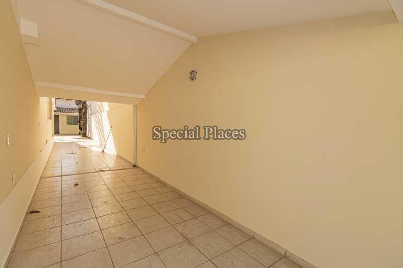 GARAGEM  - Casa em Condomínio 4 quartos à venda Barra da Tijuca, Rio de Janeiro - R$ 3.000.000 - BAC2480 - 30