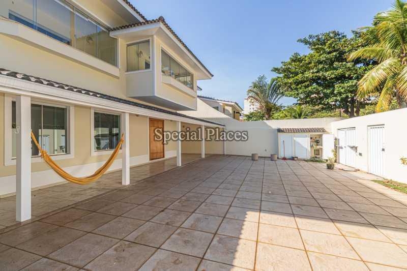 FACHADA  - Casa em Condomínio 4 quartos à venda Barra da Tijuca, Rio de Janeiro - R$ 3.000.000 - BAC2480 - 31