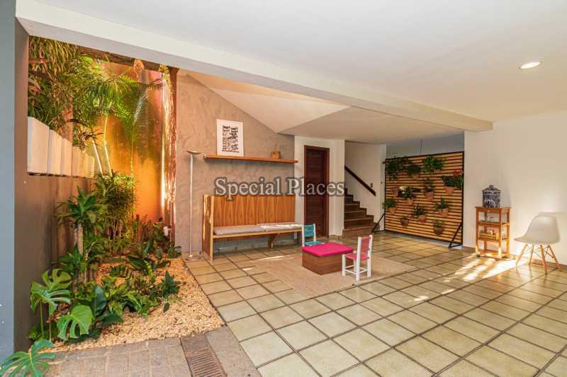 GARAGEM  - Casa em Condomínio 4 quartos à venda Itanhangá, Rio de Janeiro - R$ 3.200.000 - BAC3340 - 13