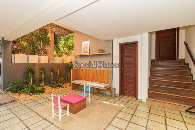 CANTINHO GARAGEM  - Casa em Condomínio 4 quartos à venda Itanhangá, Rio de Janeiro - R$ 3.200.000 - BAC3340 - 14