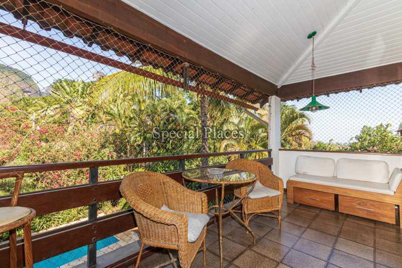 VARADÃO  - Casa em Condomínio 4 quartos à venda Itanhangá, Rio de Janeiro - R$ 3.200.000 - BAC3340 - 20