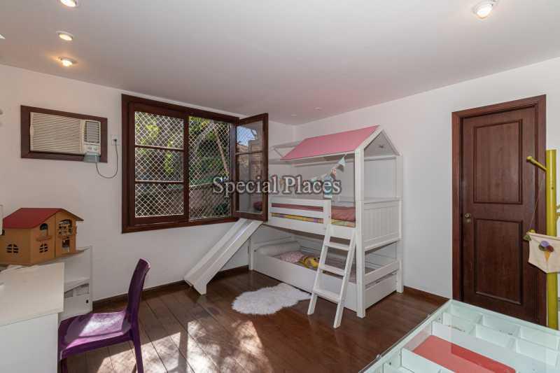 SUÍTE 1  - Casa em Condomínio 4 quartos à venda Itanhangá, Rio de Janeiro - R$ 3.200.000 - BAC3340 - 21