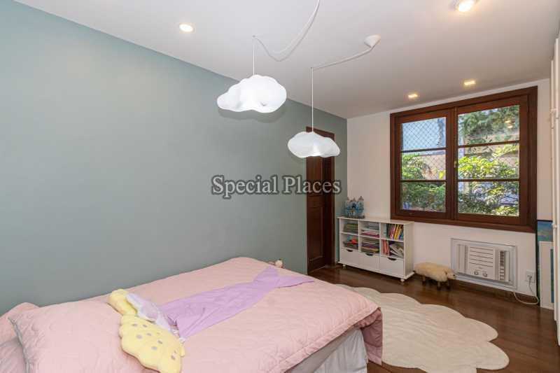 SUÍTE 2  - Casa em Condomínio 4 quartos à venda Itanhangá, Rio de Janeiro - R$ 3.200.000 - BAC3340 - 23
