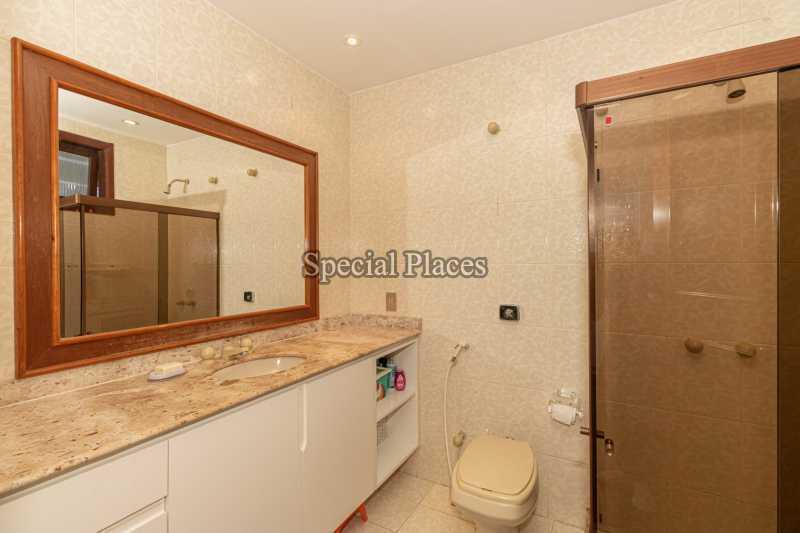 BANHEIRO SUÍTE 2 - Casa em Condomínio 4 quartos à venda Itanhangá, Rio de Janeiro - R$ 3.200.000 - BAC3340 - 24