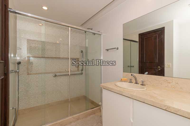 BANHEIRO SUÍTE PRINCIPAL - Casa em Condomínio 4 quartos à venda Itanhangá, Rio de Janeiro - R$ 3.200.000 - BAC3340 - 26