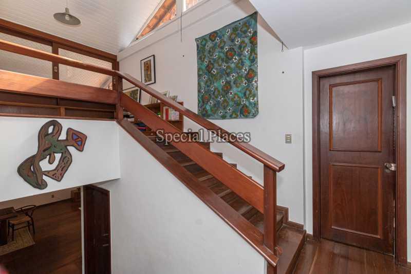 ESCADA  - Casa em Condomínio 4 quartos à venda Itanhangá, Rio de Janeiro - R$ 3.200.000 - BAC3340 - 27