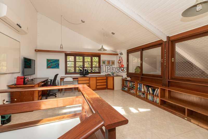 MEZZANINO  - Casa em Condomínio 4 quartos à venda Itanhangá, Rio de Janeiro - R$ 3.200.000 - BAC3340 - 28