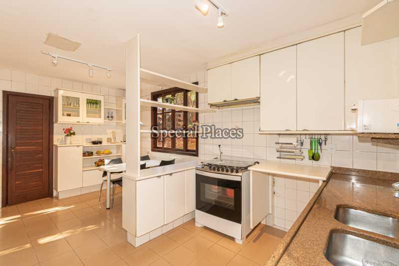 COPA COZINHA  - Casa em Condomínio 4 quartos à venda Itanhangá, Rio de Janeiro - R$ 3.200.000 - BAC3340 - 29