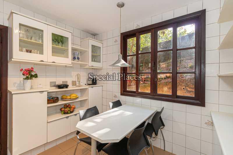 COPA  - Casa em Condomínio 4 quartos à venda Itanhangá, Rio de Janeiro - R$ 3.200.000 - BAC3340 - 30