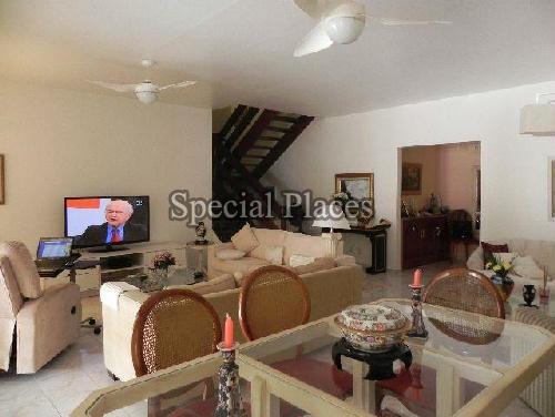 SALAO2 - Casa em Condomínio 4 quartos à venda Barra da Tijuca, Rio de Janeiro - R$ 2.350.000 - BAC3419 - 7
