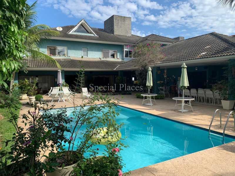 2. - Casa em Condomínio 6 quartos à venda Barra da Tijuca, Rio de Janeiro - R$ 7.900.000 - BAC3436 - 3
