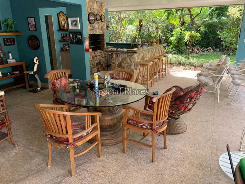 5. - Casa em Condomínio 6 quartos à venda Barra da Tijuca, Rio de Janeiro - R$ 7.900.000 - BAC3436 - 6