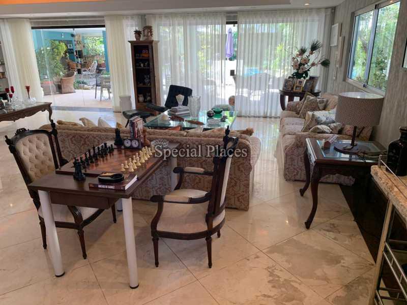 10. - Casa em Condomínio 6 quartos à venda Barra da Tijuca, Rio de Janeiro - R$ 7.900.000 - BAC3436 - 11