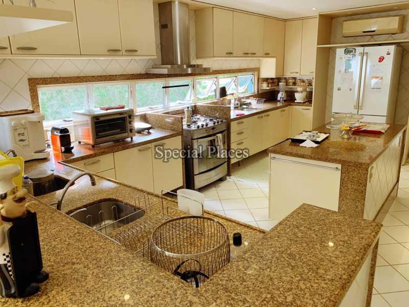 14. - Casa em Condomínio 6 quartos à venda Barra da Tijuca, Rio de Janeiro - R$ 7.900.000 - BAC3436 - 15