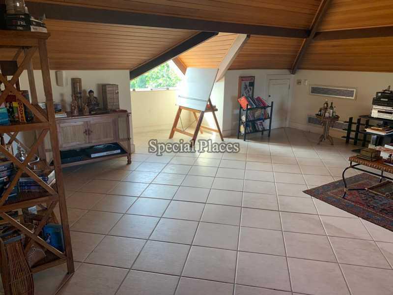 28. - Casa em Condomínio 6 quartos à venda Barra da Tijuca, Rio de Janeiro - R$ 7.900.000 - BAC3436 - 29