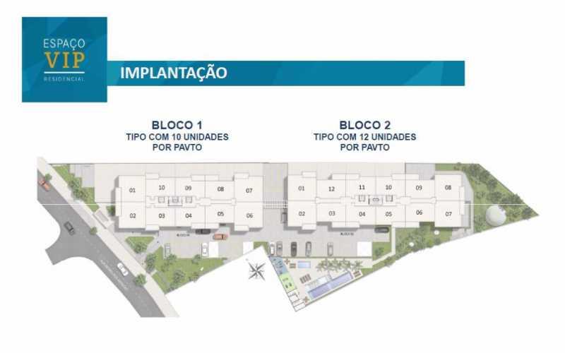 implantacao - Fachada - Espaço Vip Residencial - 1002 - 19
