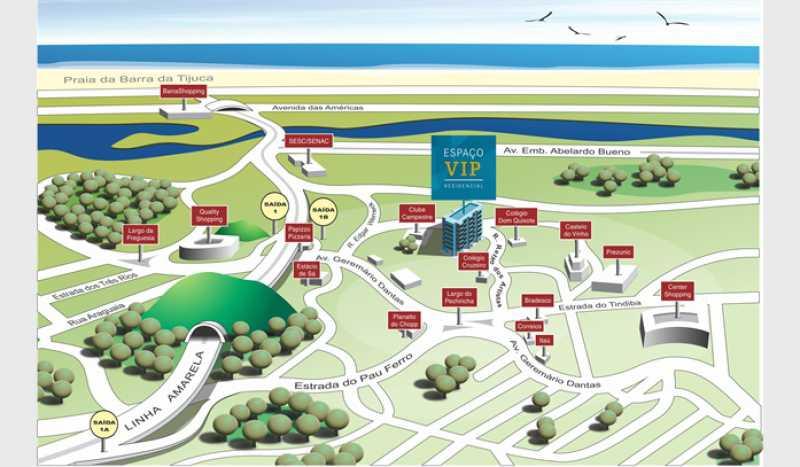 localização - Fachada - Espaço Vip Residencial - 1002 - 20
