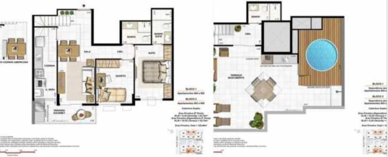 Plantas 8 - Fachada - Native Residences - 1017 - 19