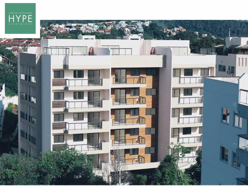 infraestrutura 1 - Fachada - Jardim Uruçanga Hype Apartaments - 1034 - 3