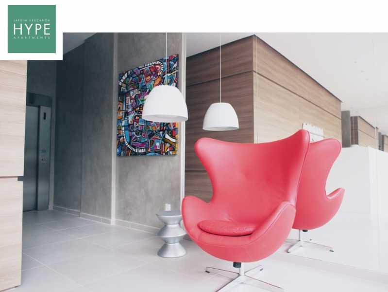 infraestrutura 2 - Fachada - Jardim Uruçanga Hype Apartaments - 1034 - 4