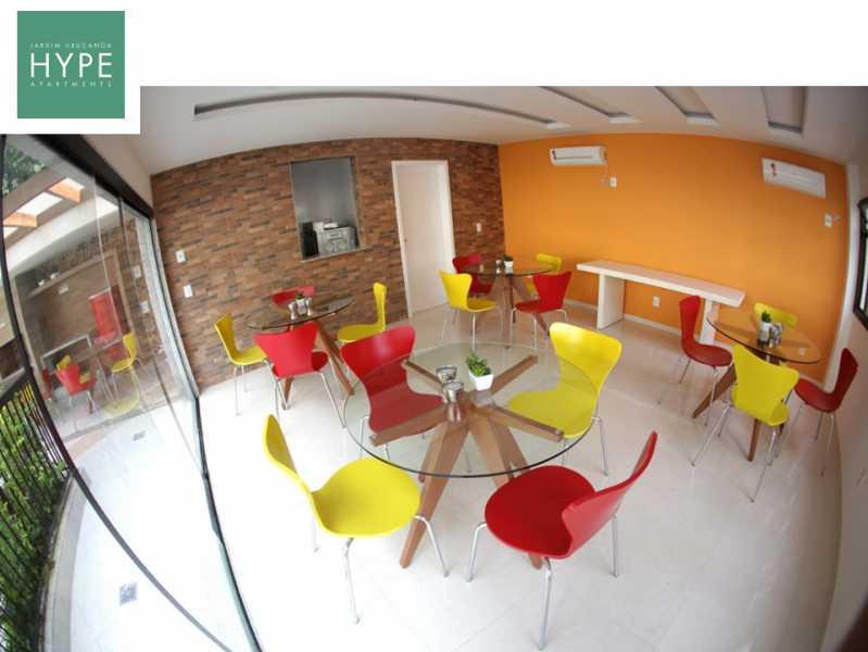 infraestrutura 3 - Fachada - Jardim Uruçanga Hype Apartaments - 1034 - 5