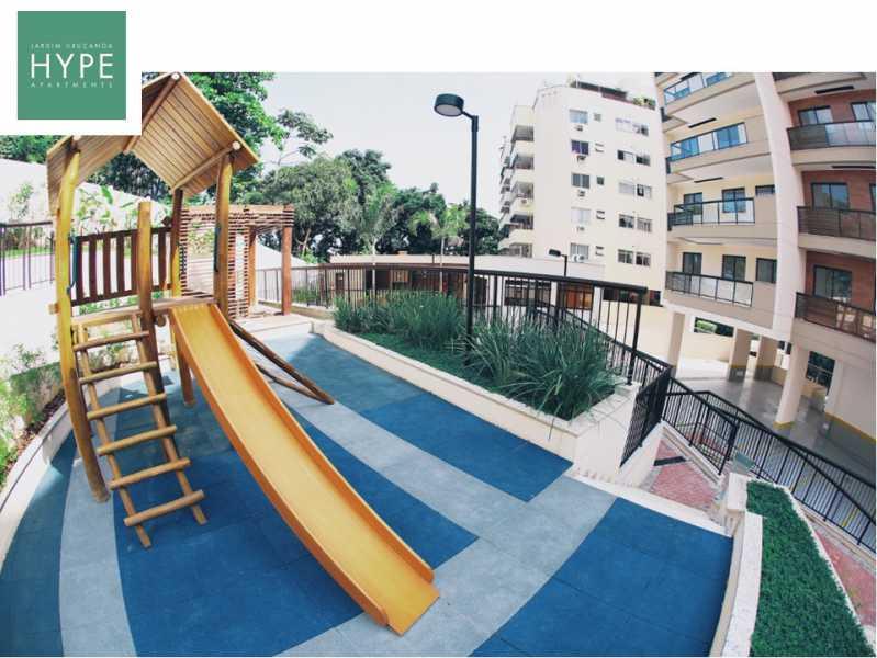 infraestrutura 4 - Fachada - Jardim Uruçanga Hype Apartaments - 1034 - 6