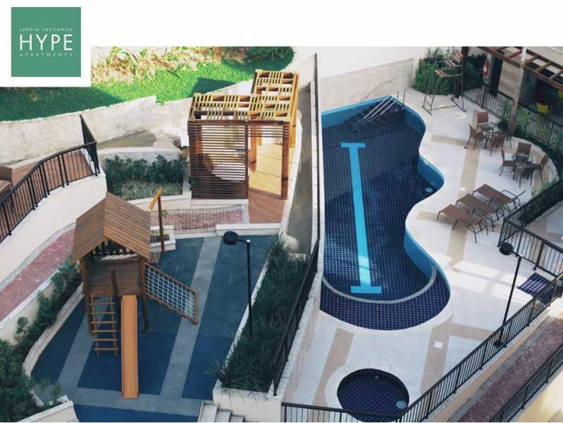 infraestrutura 5 - Fachada - Jardim Uruçanga Hype Apartaments - 1034 - 7