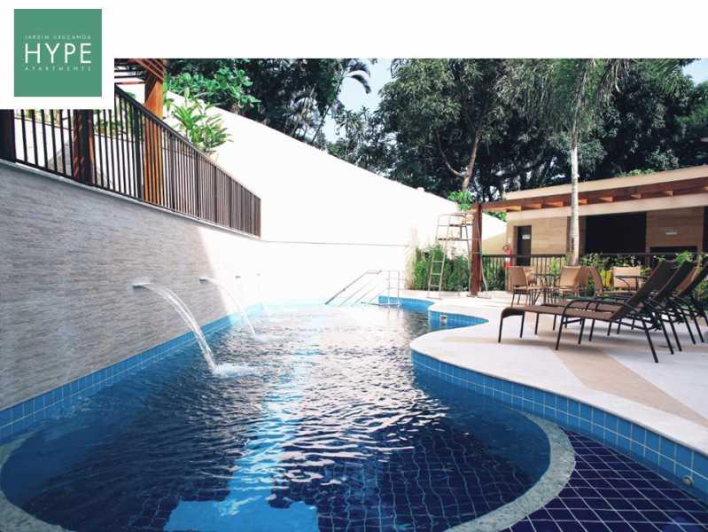 infraestrutura 7 - Fachada - Jardim Uruçanga Hype Apartaments - 1034 - 9