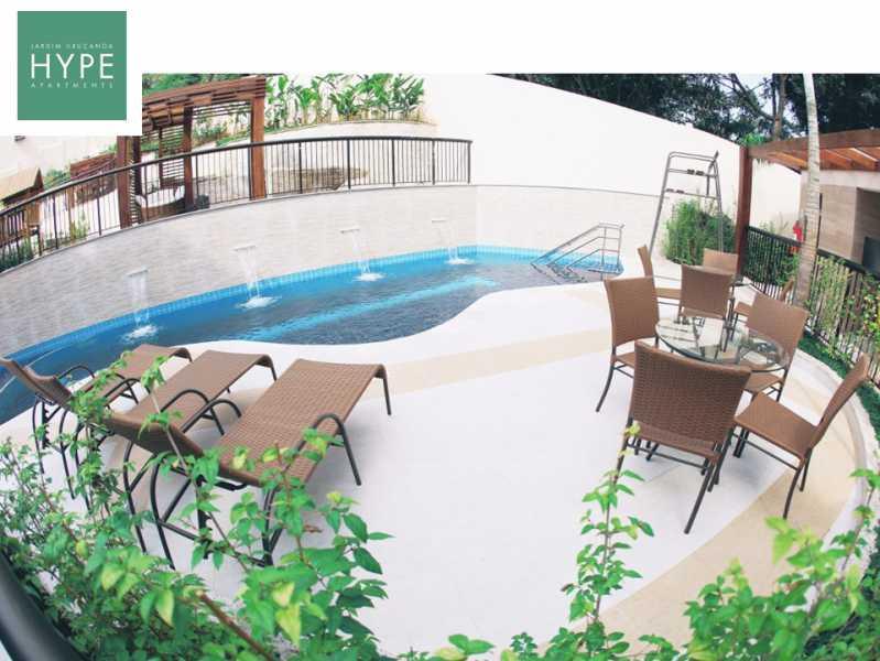infraestrutura 9 - Fachada - Jardim Uruçanga Hype Apartaments - 1034 - 11