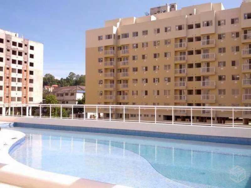 INFRAESTRUTURA - Fachada - Be Happy Condominio Clube - 129 - 1