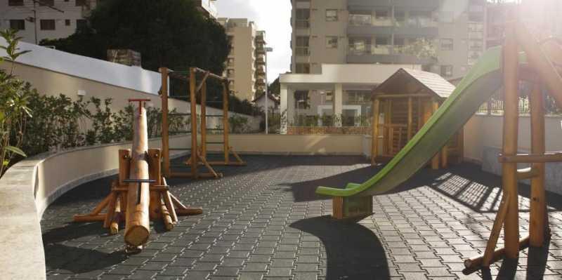 INFRAESTRUTURA 1 - Fachada - Freedom Club Residence - Freguesia - 330 - 2