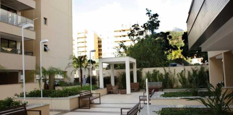 INFRAESTRUTURA 20 - Fachada - Freedom Club Residence - Freguesia - 330 - 21
