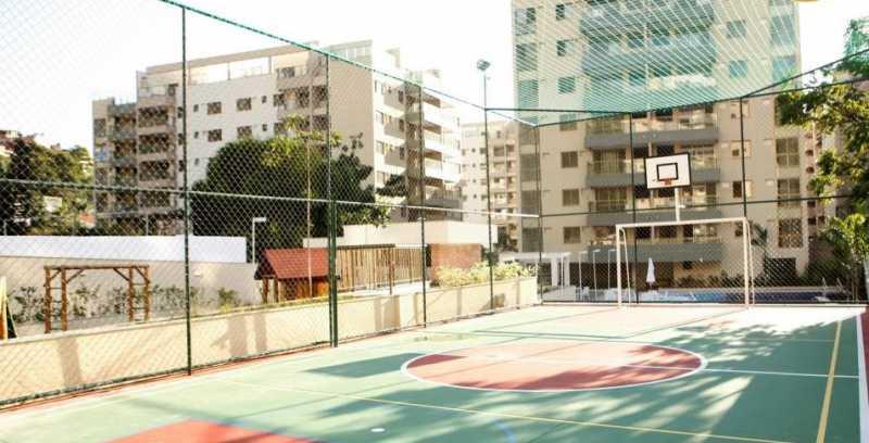 INFRAESTRUTURA 21 - Fachada - Freedom Club Residence - Freguesia - 330 - 22