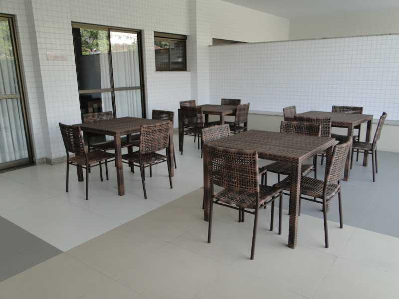 INFRAESTRUTURA  - Fachada - Illimitato Residenziale - 388 - 15