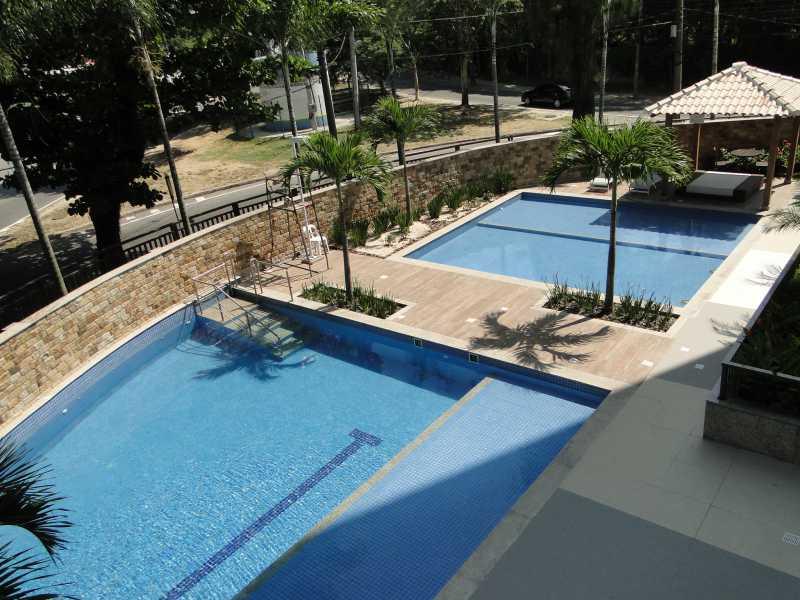 INFRAESTRUTURA  - Fachada - Illimitato Residenziale - 388 - 25