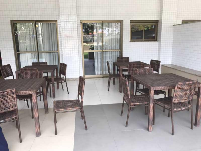 INFRAESTRUTURA  - Fachada - Illimitato Residenziale - 388 - 16