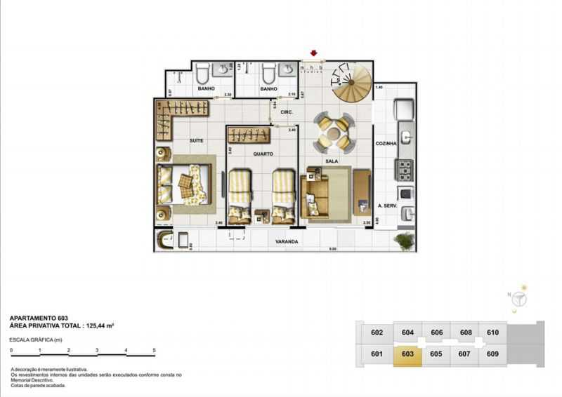 42575 - Fachada - Jazz Harmony Residences - 416 - 21