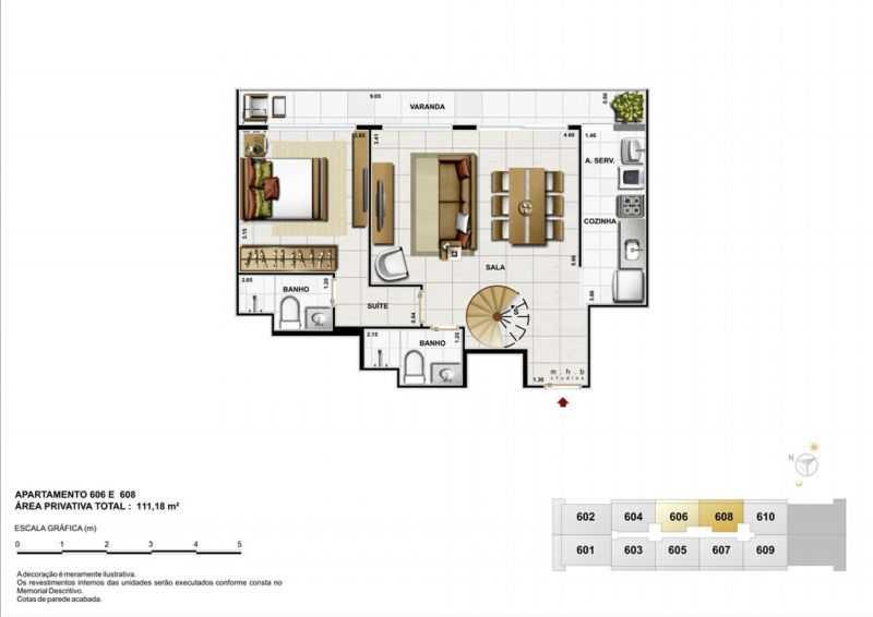 42578 - Fachada - Jazz Harmony Residences - 416 - 23
