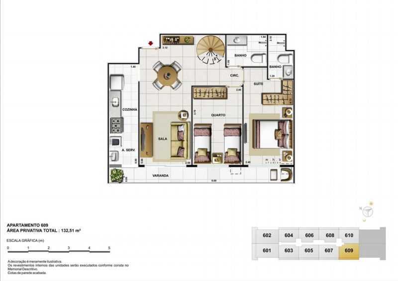 42579 - Fachada - Jazz Harmony Residences - 416 - 24