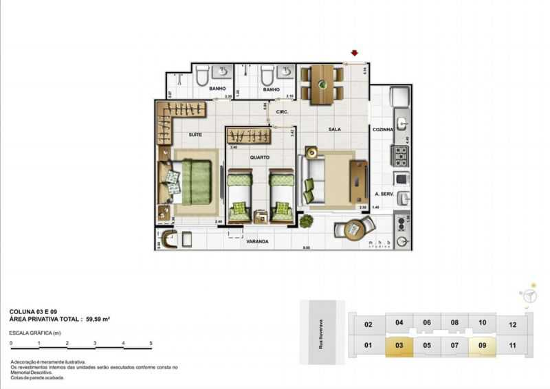 42582 - Fachada - Jazz Harmony Residences - 416 - 26