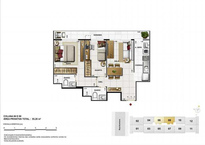 42585 - Fachada - Jazz Harmony Residences - 416 - 28
