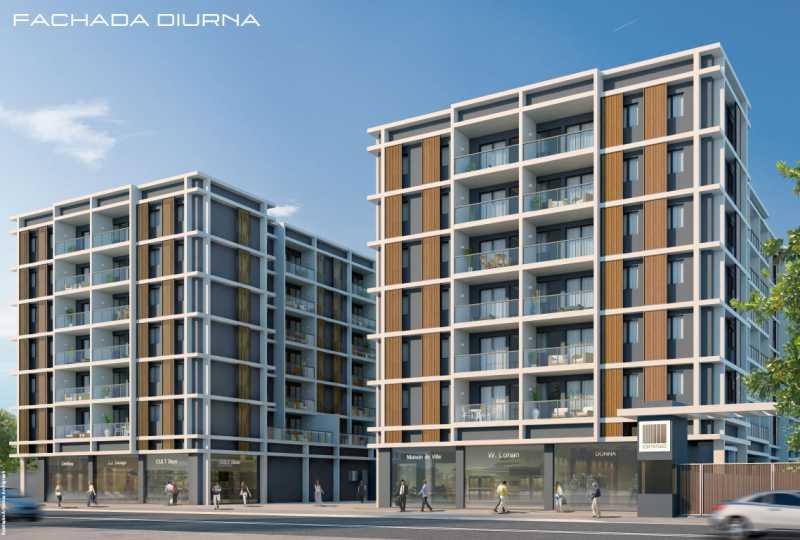fachada_diurna - Fachada - Brise Condomínio Club - 957 - 4