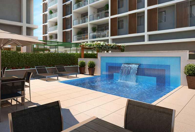 piscina_infantil - Fachada - Brise Condomínio Club - 957 - 15