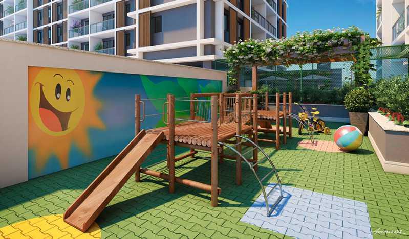 playground - Fachada - Brise Condomínio Club - 957 - 17