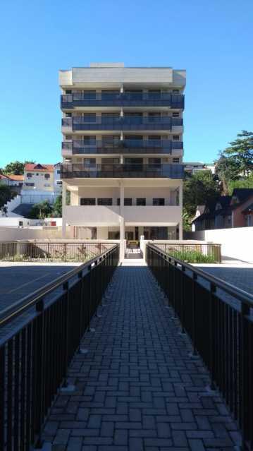 INFRAESTRUTURA 2. - Fachada - Rivieras D Florença - 996 - 3