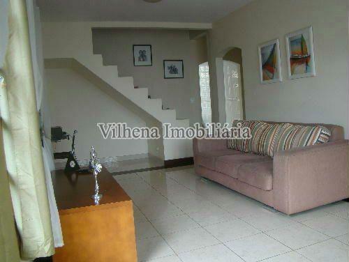 FOTO3 - Casa em Condominio À VENDA, Taquara, Rio de Janeiro, RJ - F130376 - 5